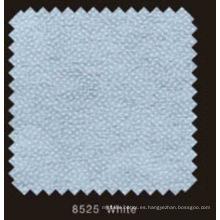 Pasta no tejida de color blanco DOT Interlineado con polvo de PA (8525 blanco)