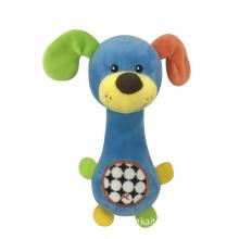 Dog Rattle Baby Toy