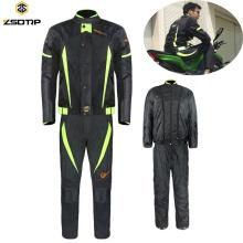 À prova d 'água de Proteção Personalizar Motogp Terno De Corrida De Couro De Corrida De Moto Jaqueta de Terno Da Motocicleta Corrida De Couro Calça
