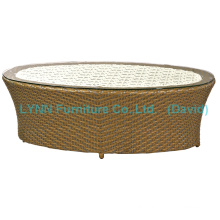 Rattan Coffee Table for Sofa Set