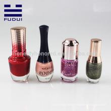 2015 hot-sale unique design pretty nail polish glass bottle/empty nail polish glass for wholesale