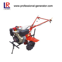 Farm Machinery Walking Traktor Power Tiller