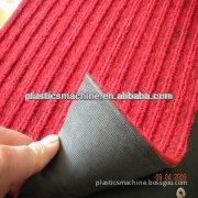 Anti-slip PVC calendering floor making machine