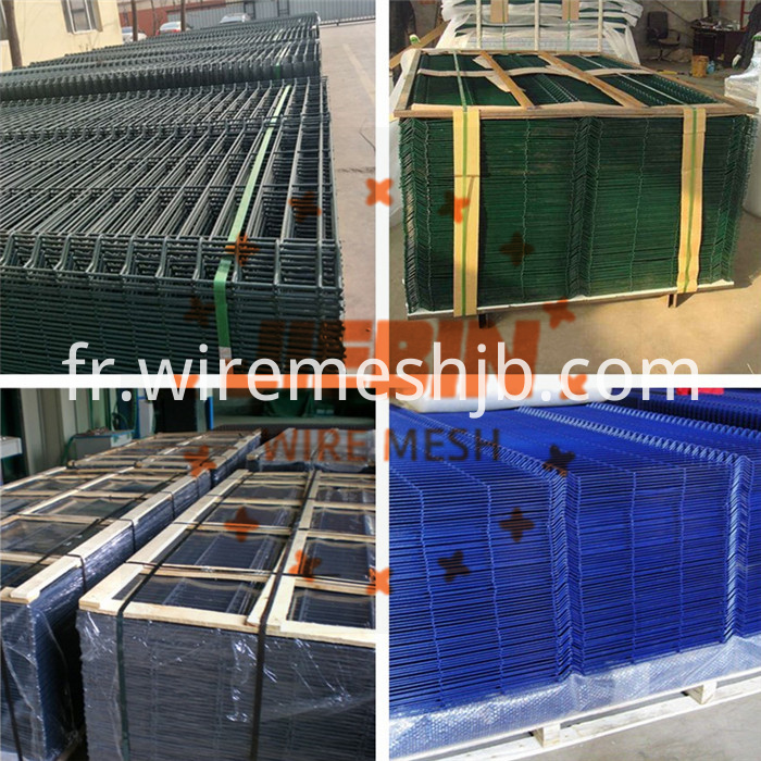 358 Welded Mesh Fencing