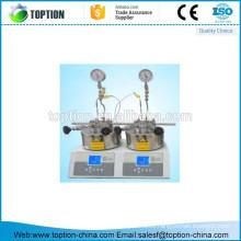Mini Reactor de Alta Presión Parallel Agitado Magnético de 250 Grados 250ml