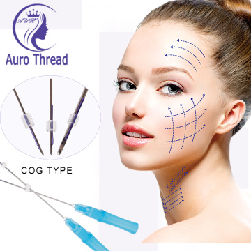 Huidverstrakking Pdo Collageen Face Lifting Aptos Thread