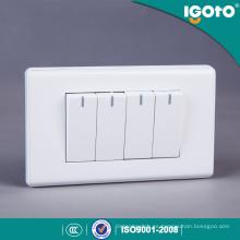 Igoto American Style A2041s Aplicación Eléctrica Pared Botón e Interruptor