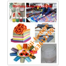 Pigmentdruckverdicker von Acrylsäure-Polymer Rg-H202