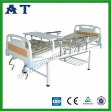 Hospital cama de dobramento