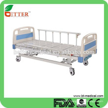 Hospital bed with ABS Bedboard foldable hospital beds