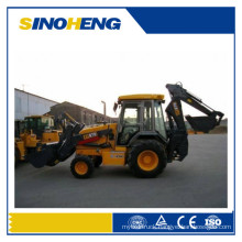 Chinese Good Quality XCMG Wz30-25 4WD Backhoe Loader Wheel Loader for Sale