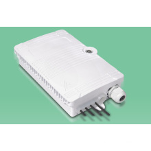 4 Ports Glasfaser-Anschlussbox / Verteilerkasten