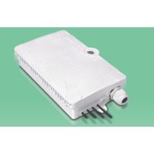 4 puertos de caja de distribución / caja de distribución de fibra óptica