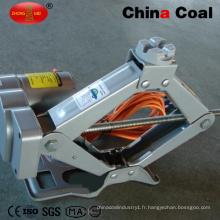 Prise électrique élevée 1t, 2t de ciseaux de levage de voiture électrique de 12V