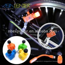 Génère instantanément de l'électricité et des charges: pédalez votre vélo, générez de l'énergie, chargez votre appareil, chargeur de périphérique à vélo