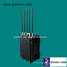 500W High Power Manpack Jammer / Portable Bomb Jammer (GW-VIP JAM5)