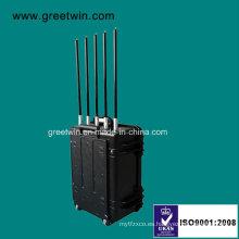 Jammer de Manpack del poder más elevado 500W / Jammer portable de la bomba (GW-VIP JAM5)