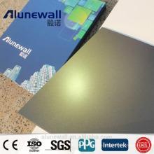 Alunewall спектров цвета Хамелеон вступайте алюминиевая составная панель ACP китайский завод прямые продажи