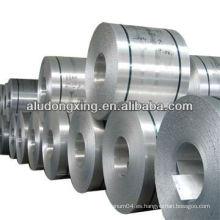 Bobina de aluminio / tira para la cáscara de la batería de alta resistencia a medio duro