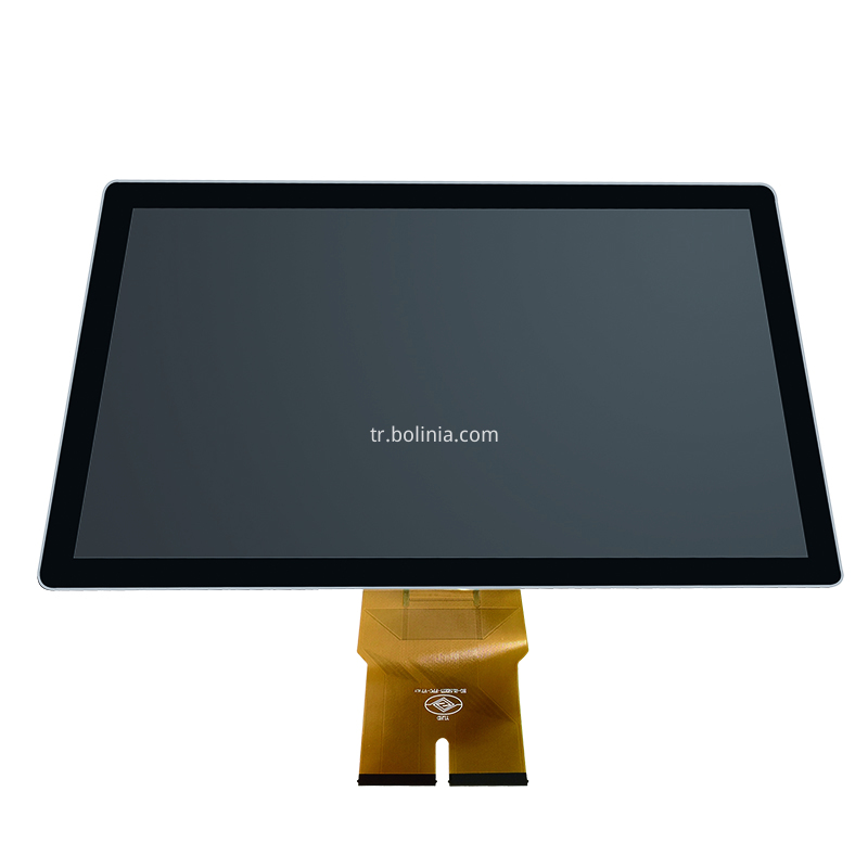 21.5 touch panel front