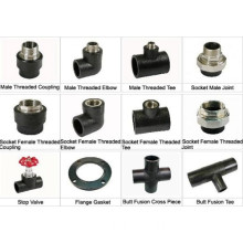 HDPE Fittings for Pipe