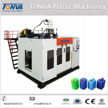 Blow Moulding Machine Price of 20L Jerry Can Plastic Making Machines