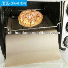 PTFE revestido de fibra de vidro forno anti-aderente forro