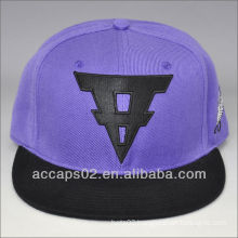 factory snap back flat brim hats