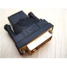 Adaptador macho HDMI a DVI-D hembra