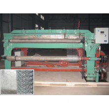 New Type Hexagonal Mesh Machine