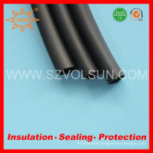 Flexible Diesel Resistant Modified Elastomeric Heat Shrink Tube with RoHS