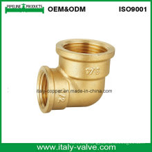 OEM&ODM Compression Female Brass Elbow/Pex Elbow (AV-BF-7018)