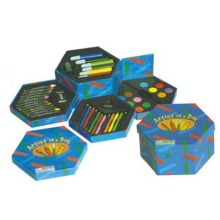 46pcs Art Coloring Set