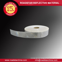 Seguridad Chalecos de material reflectante cinta de PVC