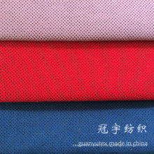 Home Decorative Nylon Corduroy Fabric with Backing