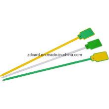 Tag de câble pour le suivi de la logistique