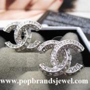 wholesale chanel jewelry,replica fashion logo earrings
