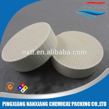 cordierite Infrared Honeycomb Ceramic infrared gas burners plate