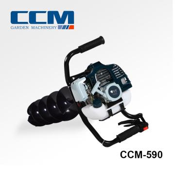 наземного бурения в Китае 1E44F-5 52cc земля шнек 150*800мм бурильщика небольших фермерских инструментов