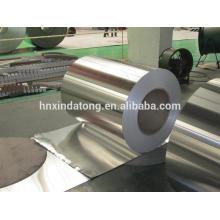 8011,8021,8079 bobinas de aluminio, papel de aluminio y papel de aluminio para tapas de aluminio, cierres para vino tinto, vodka, brandy
