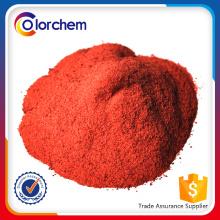 Uso de la tela de algodón Vat Dye Red 29