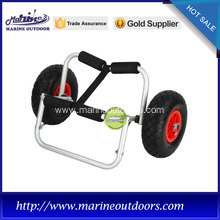 Aluminum canoe and kayak carrier, Good quality carry cart, Beach boat dolly