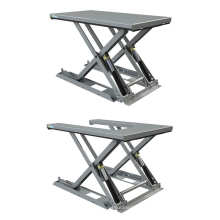 Low Build Tables hydraulic