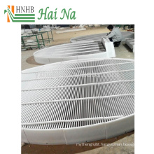 Long Operation Life Cooling Tower Demister Drift Eliminator