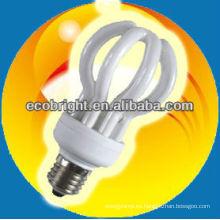 energía ahorro lámpara loto 9mm 8000H CE calidad
