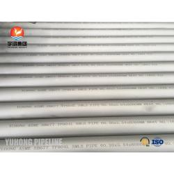 ASME SB677 TP904L Stainless Steel Seamless Pipe