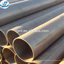 professional supplier carbon welded steel pipe / tube with good quality