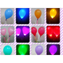 Low price wholesale various style of led balloons