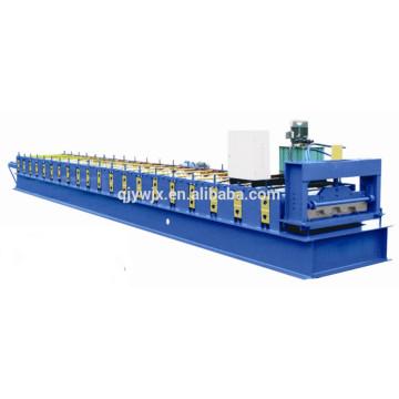 Plattierendes Metall Stahlboden-Decking-kalte Rolle, die Maschine bildet