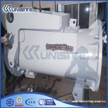 Vanne de drague en acier à haute pression (USC10-012)